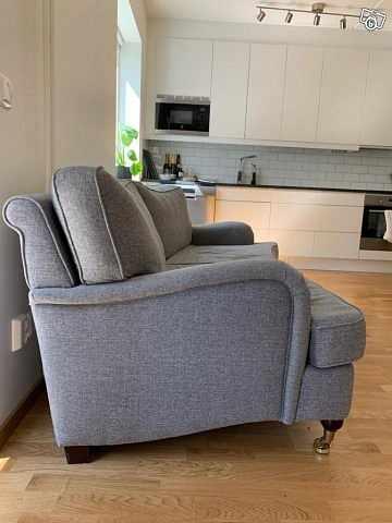 image of Billig soffa säljes - För -
