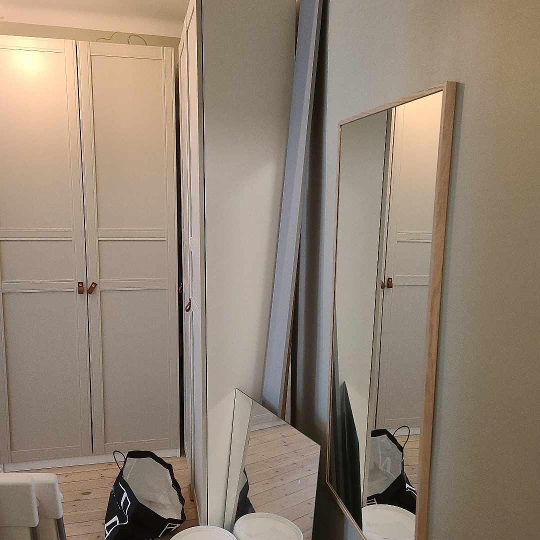 image of Lister, spegel,färg - Stockholm