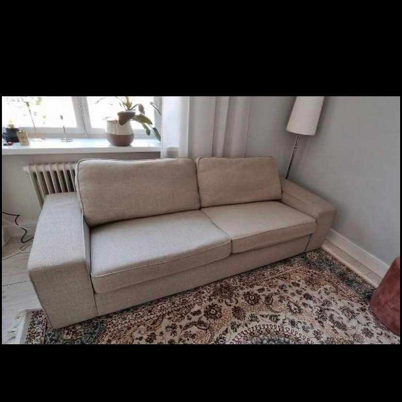 image of Soffa (soffan är lätt) -