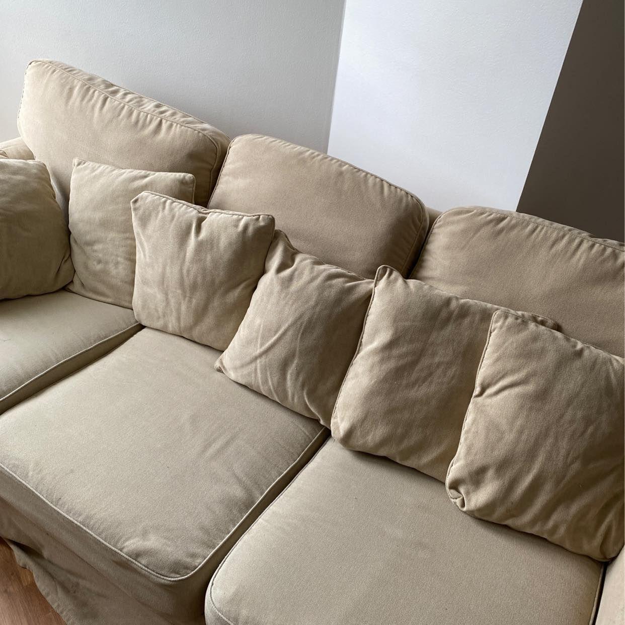 image of Remove a big sofa - Örebro