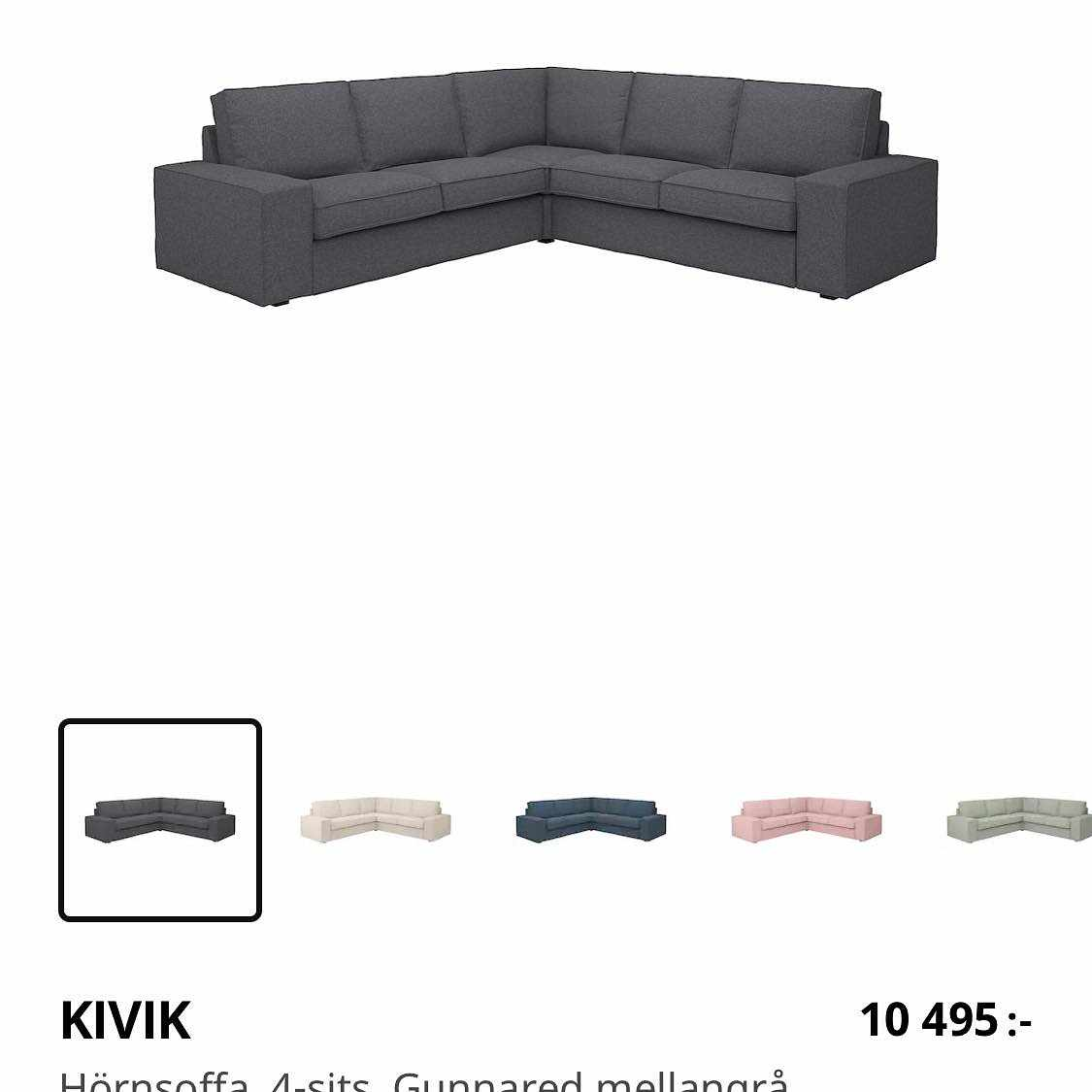 image of Gratis soffa (nästan ny) - Hägersten