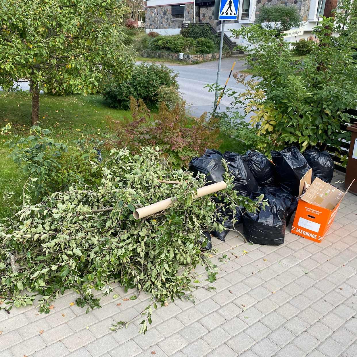 image of Waste - Saltsjö-Boo