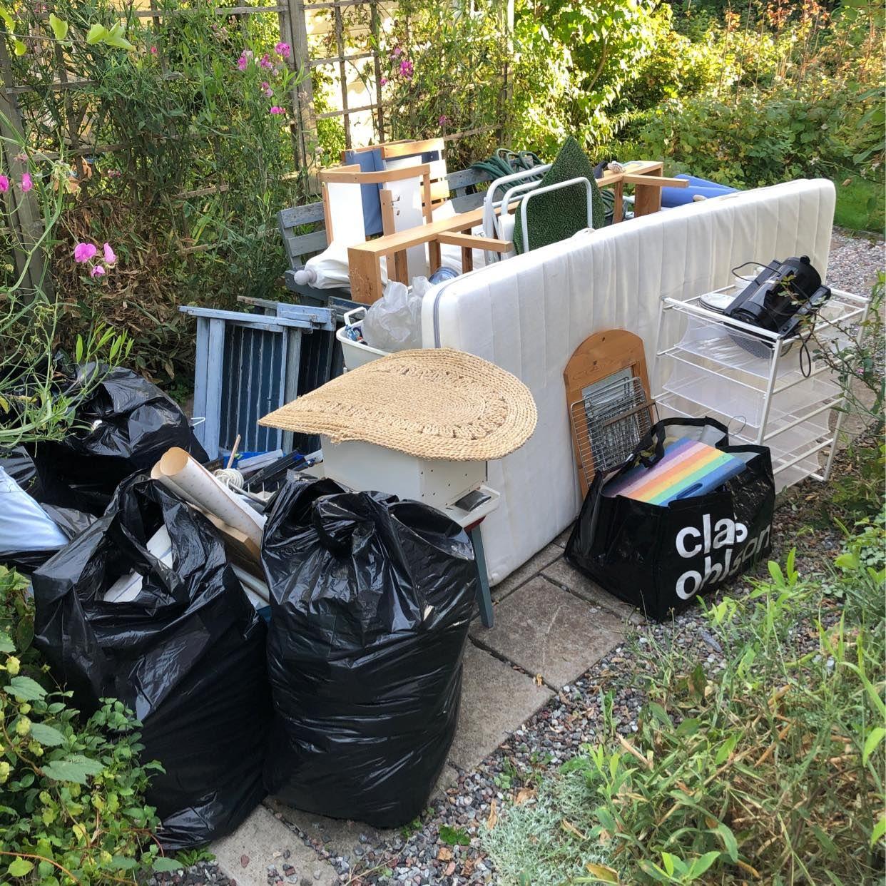 image of Remove trash - Bromma
