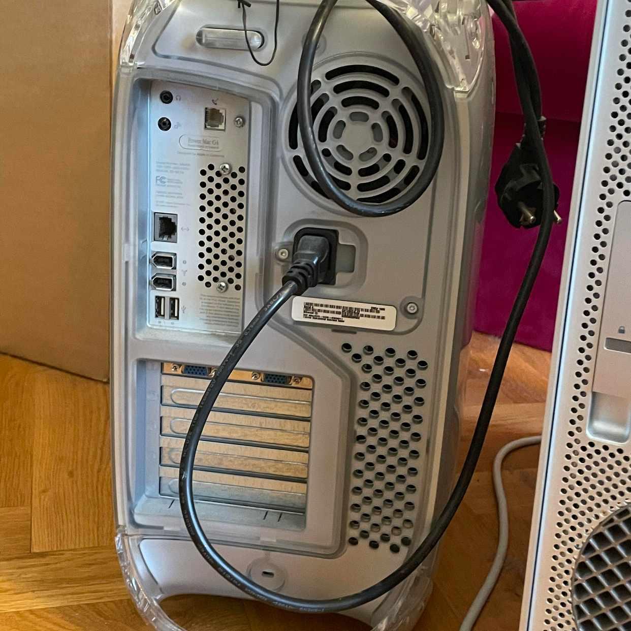 image of 2 Apple datorer - Stockholm