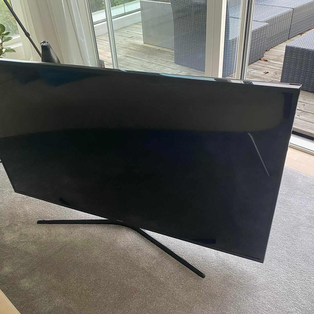 image of Tv och kartonger - Danderyd