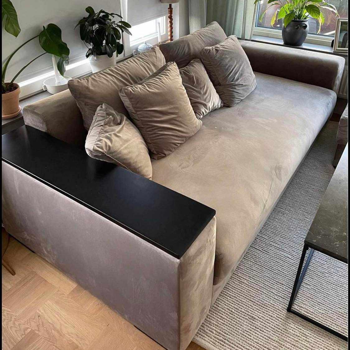 image of Hämta soffa och pall -