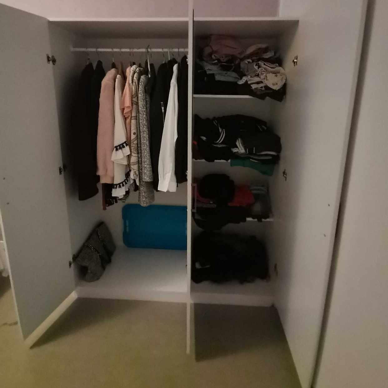 image of Free Wardrobe -