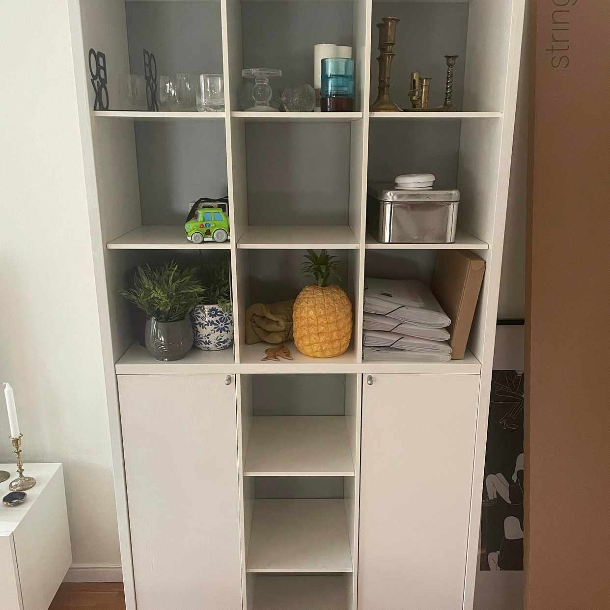 image of Bokhylla - IKEA - Hägersten