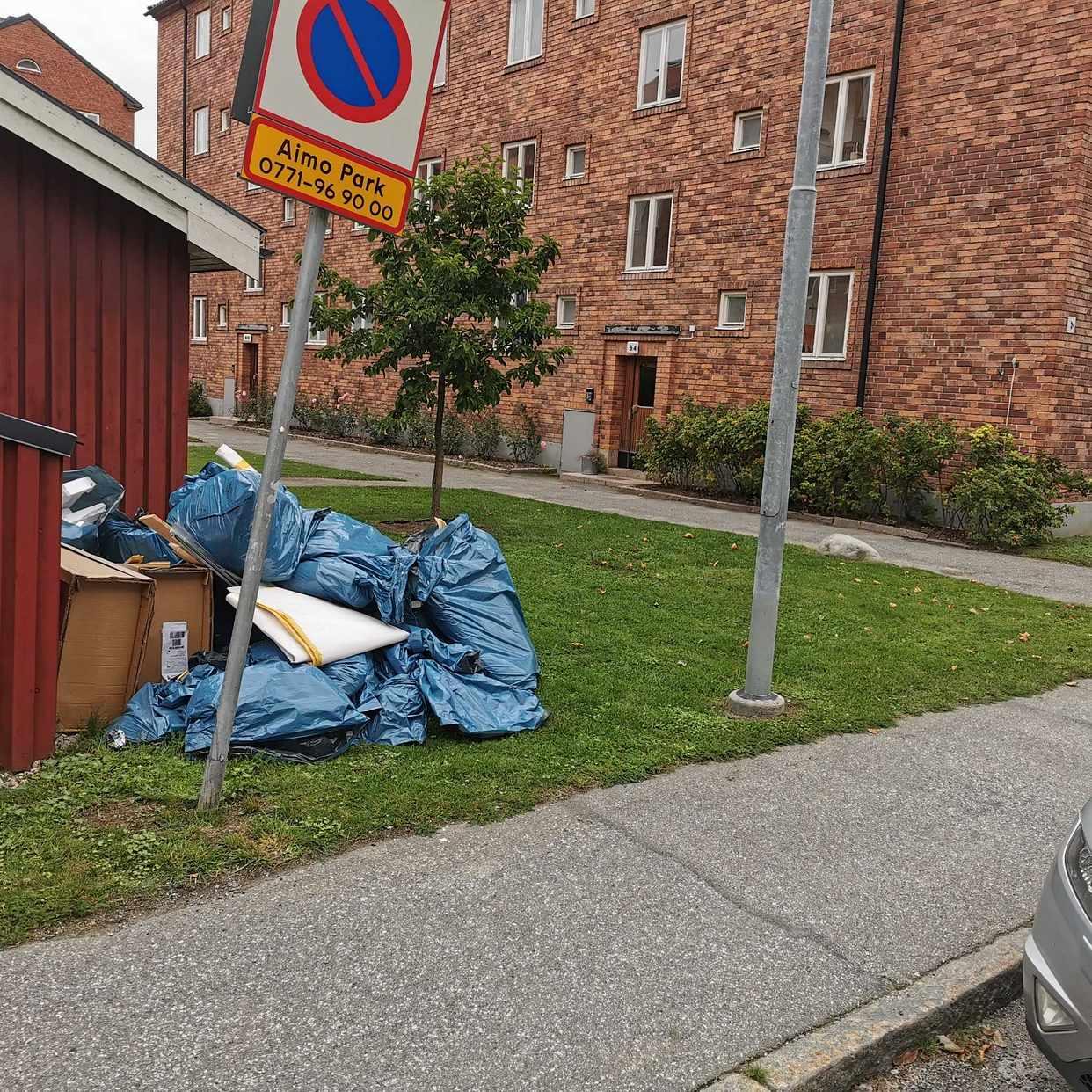 image of Blandad skräp - Hägersten