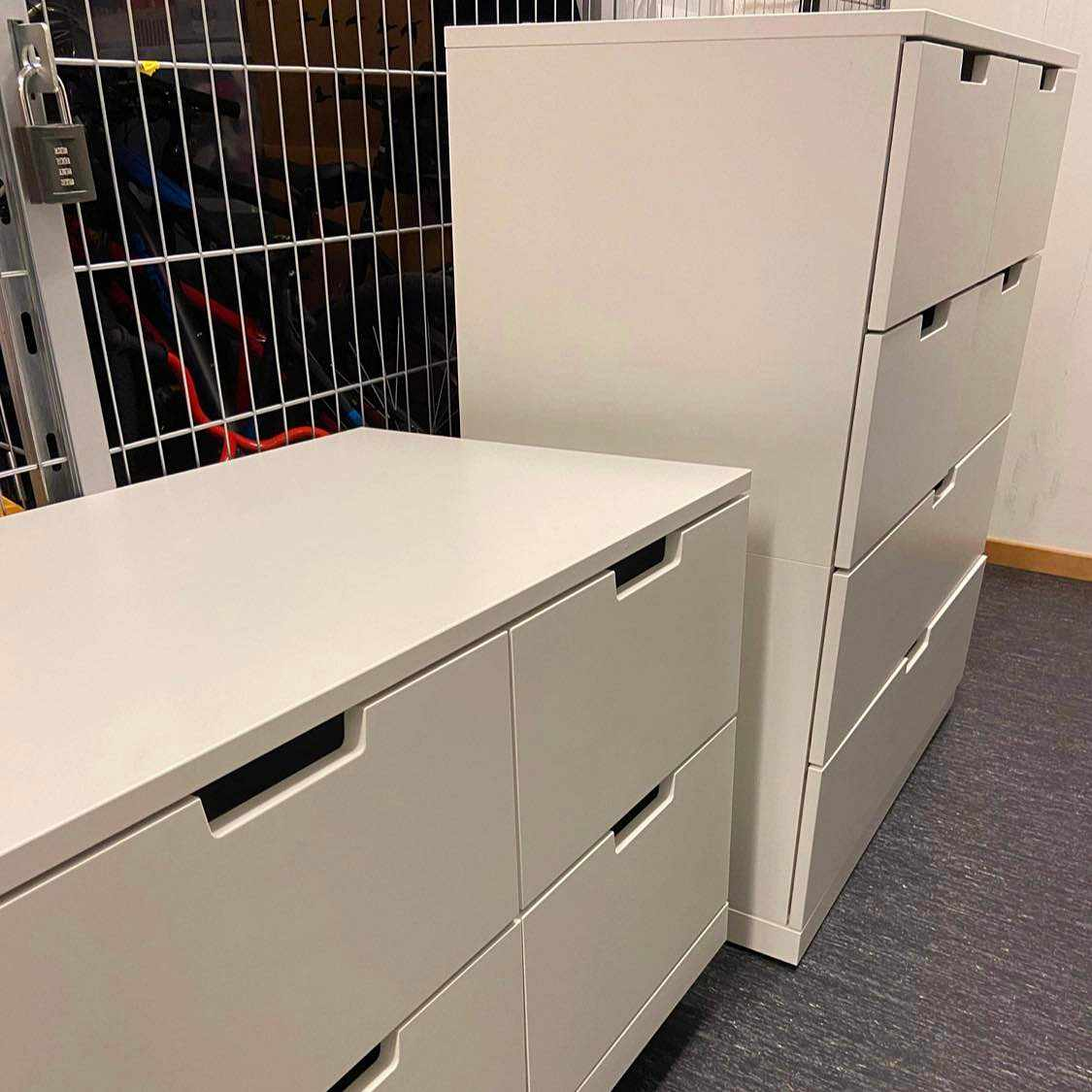 image of Move 2 small dressers -