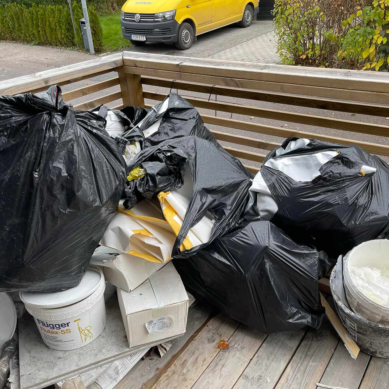 image of grovavfall - Kungsängen