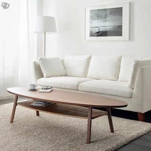 image of IKEA Stockholm Soffbord -