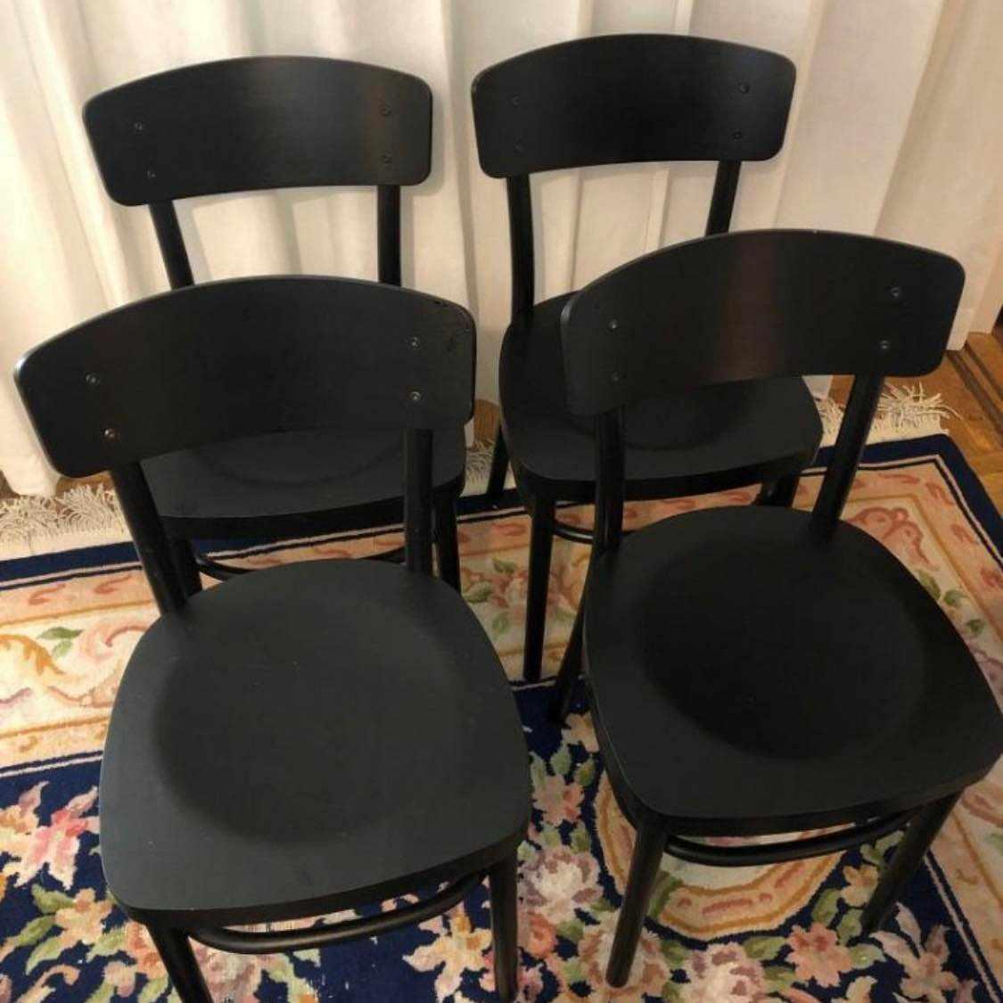 image of 4 stolar -