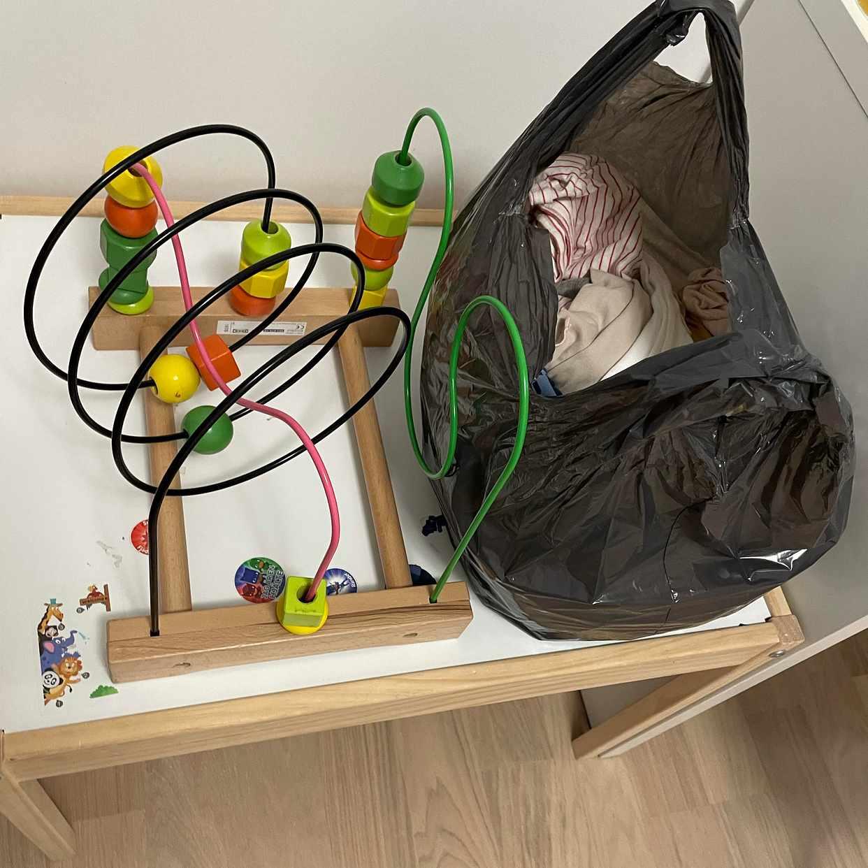 image of Barnkläder och saker - Haninge