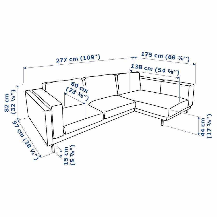 image of Leverera soffa -