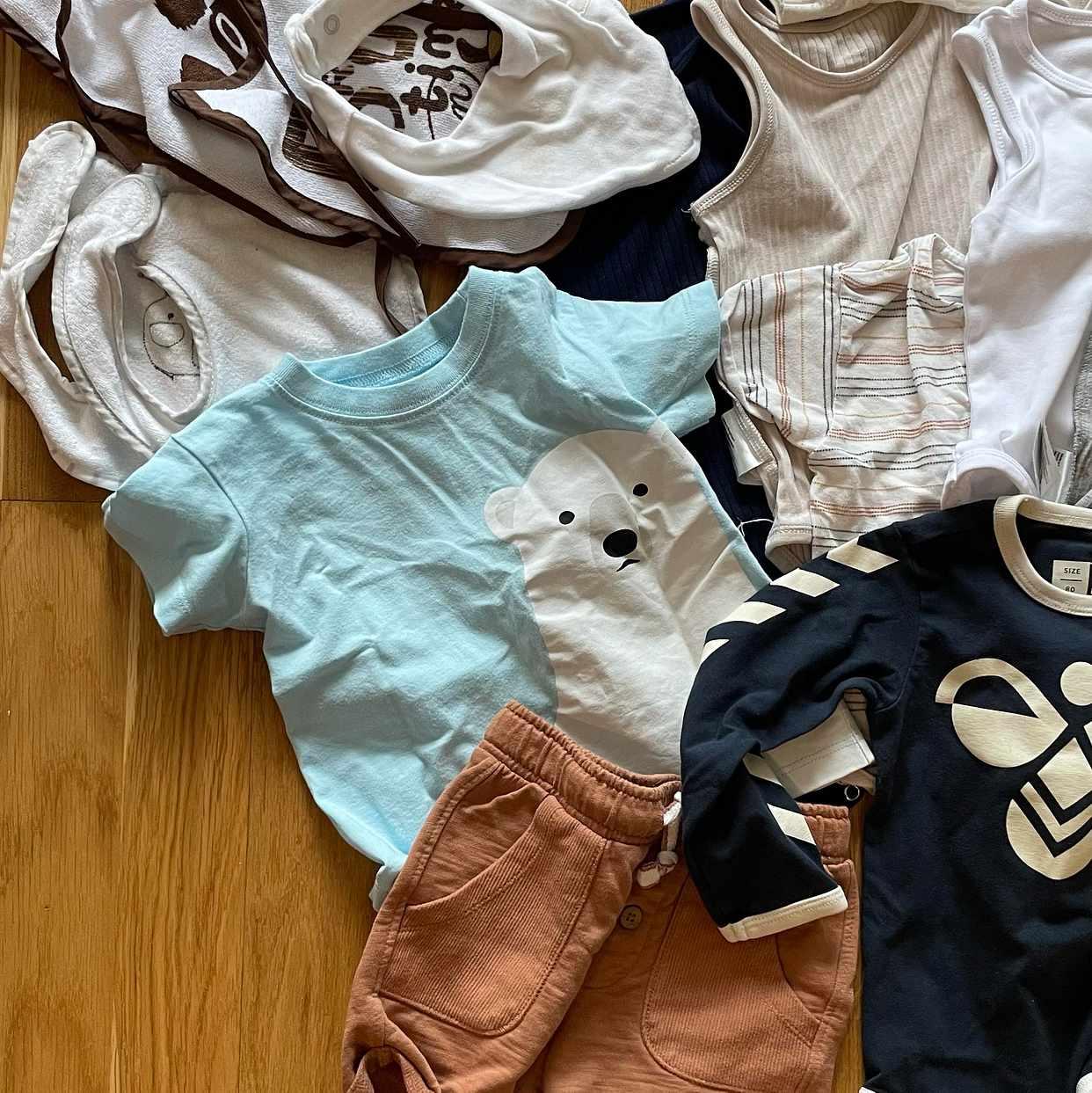 image of GRATIS Babykläder - Sundbyberg