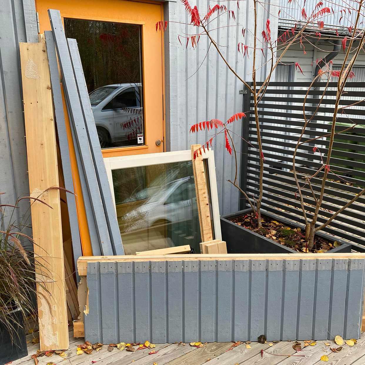 image of Hämta fönster + altandörr - Rönninge