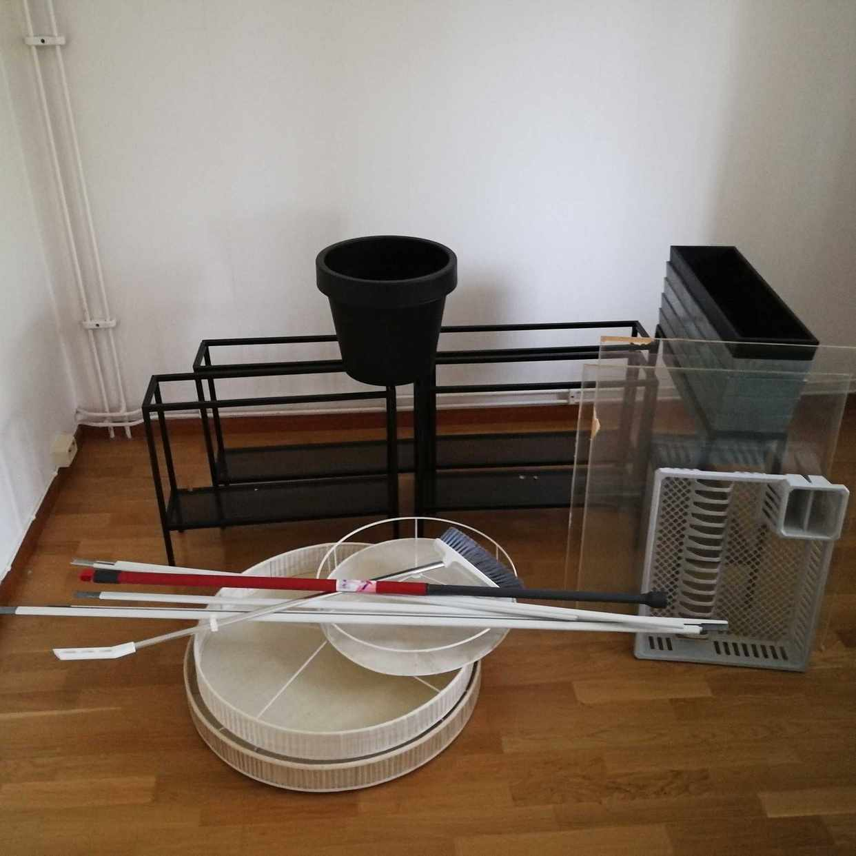 image of Blandat till återvinning - Bromma