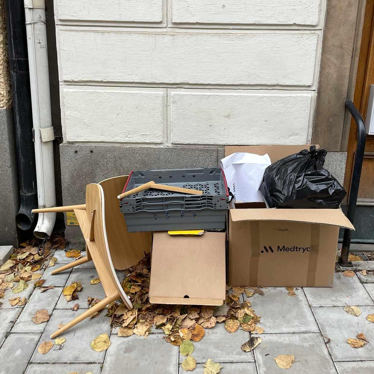 image of Diverse kontorskrafs - Stockholms Stad