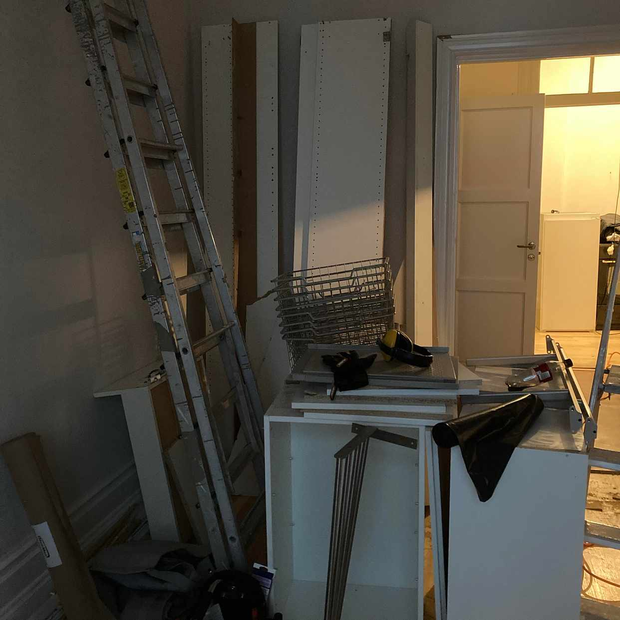 image of Waste from renovation - Stockholm
