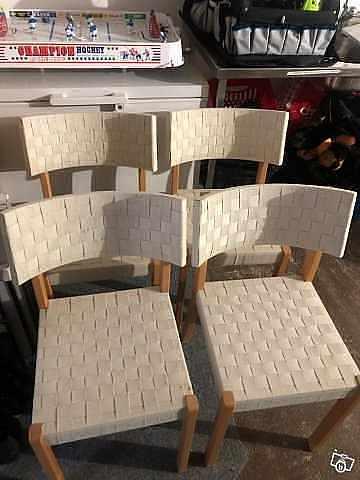 image of Stolar Ikea Fridolf -
