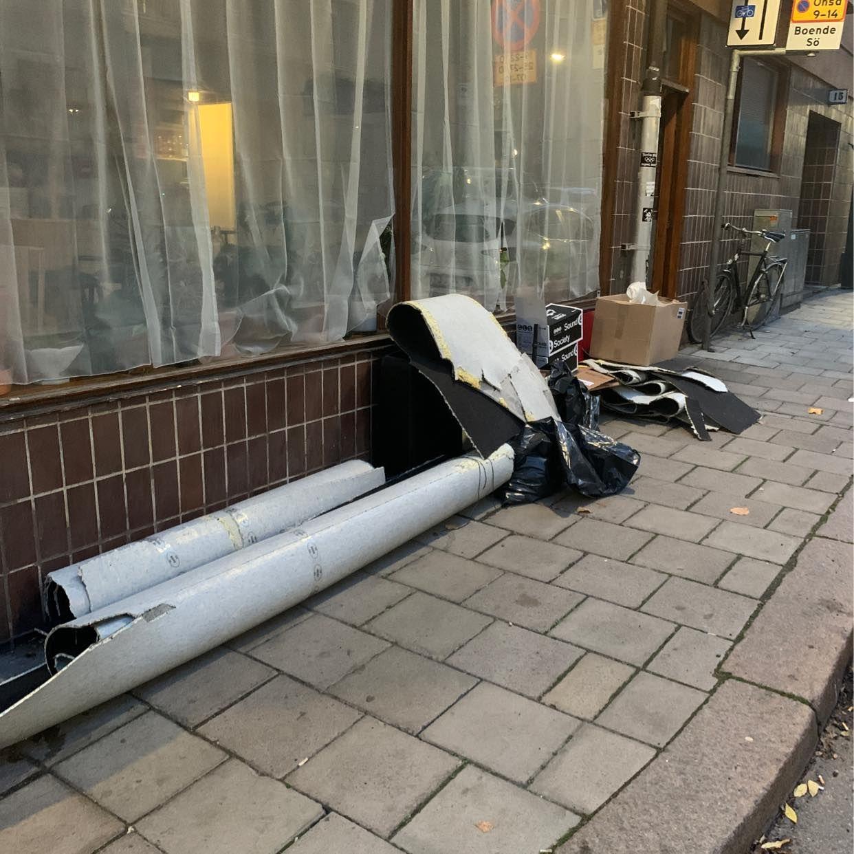 image of Slänga - Stockholm