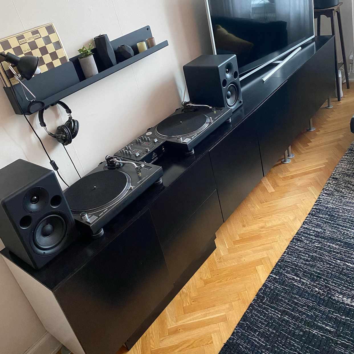 image of Sideboard Boconcept 3m - Stockholms Stad