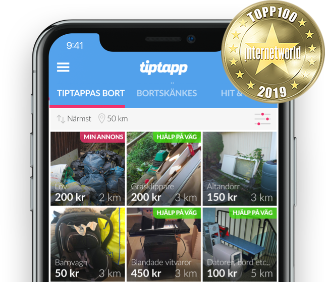 tiptapp top ranked app 2019